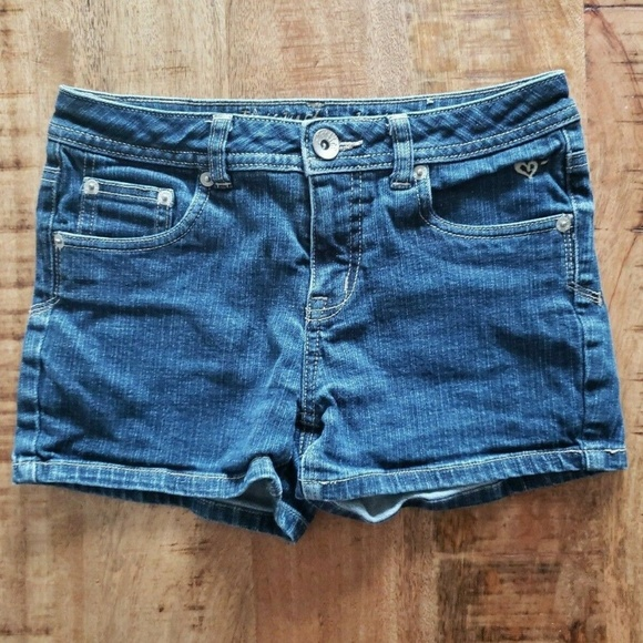 Justice Other - Justice Girls Denim Jean Shorts